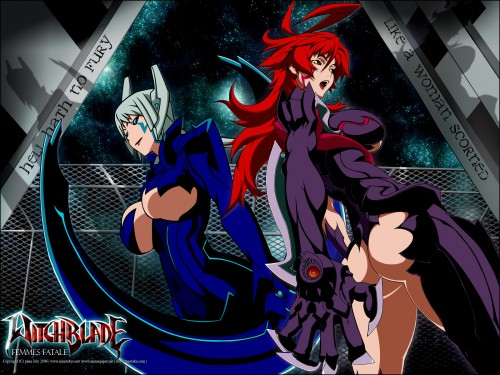 Witchblade I almost lost! Witchblade.Wallpaper.243665